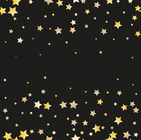 Vector gold glitter wave abstract background, golden sparkles on white background, Gold glitter card design. vector illustration vip design template. Reklamní fotografie - 140592479