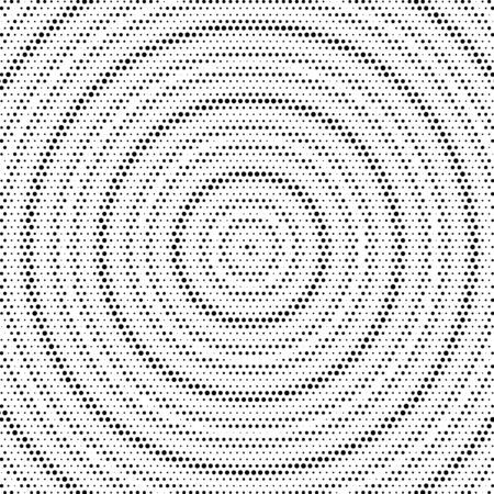 halftones background.Distress Dirty Damaged Spotted Circles Overlay Dots Texture . EPS