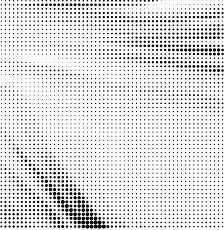 Grunge halftone dots vector texture background . eps Reklamní fotografie - 140488784