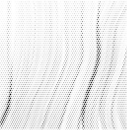 Grunge halftone dots vector texture background . eps Reklamní fotografie - 140470403