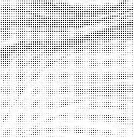 Grunge halftone dots vector texture background . eps Reklamní fotografie - 140489829