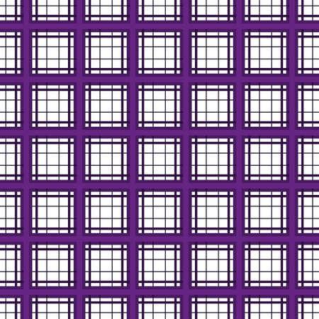 MacGregor Tartan pattern. Scottish cage. Scottish checkered background. Traditional scottish ornament. Seamless fabric texture. Vector illustration