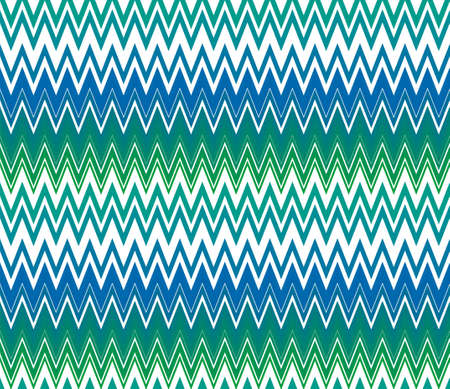 Vector background bright and colorful made of zig zag stripes 矢量图像