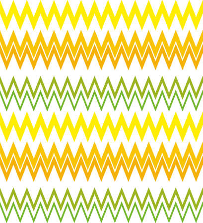 Vector background bright and colorful made of zig zag stripes 向量圖像