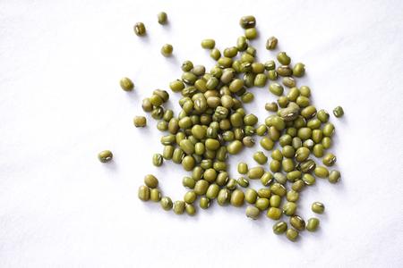 adzuki bean: Bean  Stock Photo