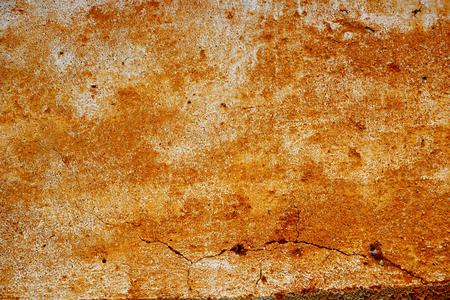 metal sheet: Closeup of rusted sheet metal