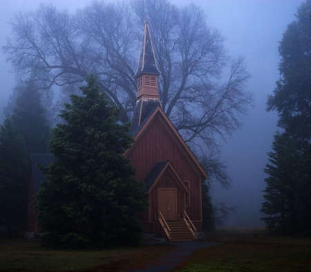 Spooky Church