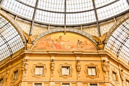 The Galleria of Milano
