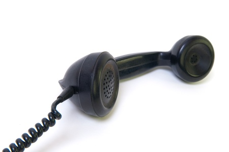 phone handset  Stock Photo - 9704710