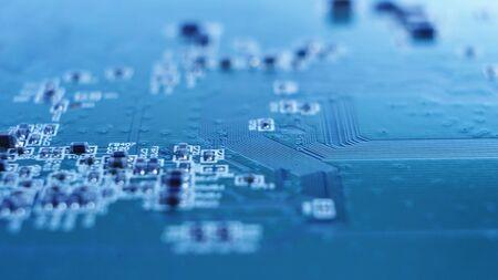 hitech: Computer hi-tech background Stock Photo