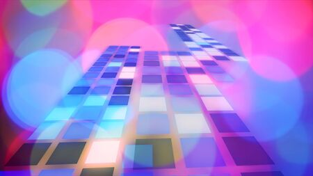 colorful lights: Presentation abstract colorful lights Stock Photo