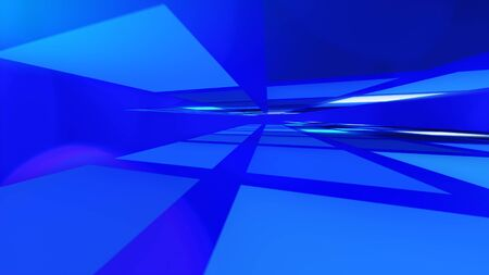 background blue: Abstract colorful lights