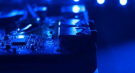 コンピューター電子技術科学の背景