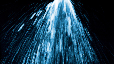 drop ceiling: Water fire alarm sprinkler