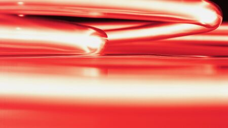 neon lights: Red neon lights abstract background