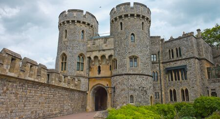 windsor: Towers of Windsor Castle