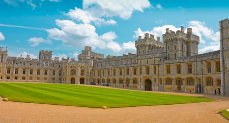 Old royal residence, Windsor Castle