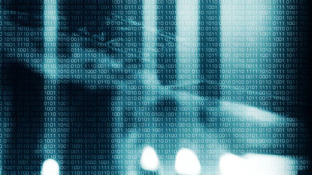 hacked: New technology cyber crime backdrop