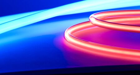 neon lights: Abstract neon background