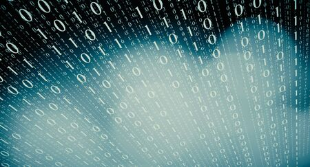matrix code: Binary code matrix