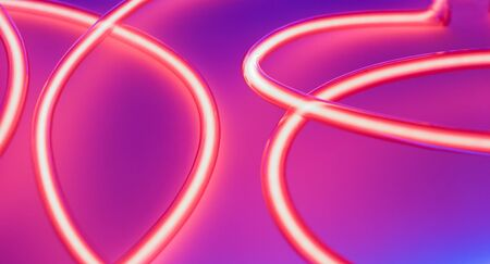 Futuristic colorful abstract backgrounds. Neon lights.