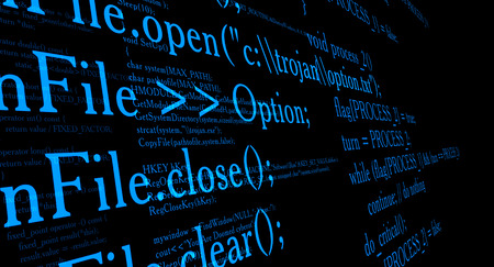 Trojan virus computer code