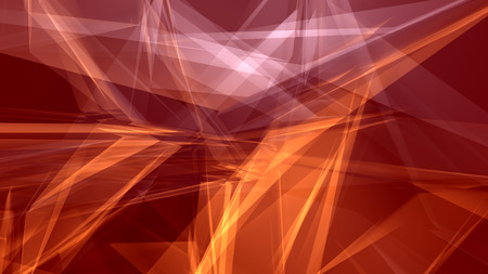 Geometrical chaos, futuristic abstract technology background