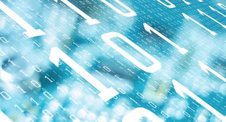 Future algorithm for big data streaming Standard-Bild