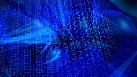 International cyber network creative technology