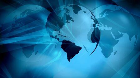 World technology breaking news title