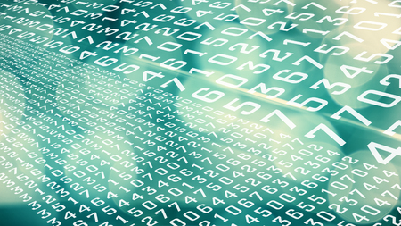 Algorithmus für maschinelles Lernen der künstlichen Intelligenz des Computers