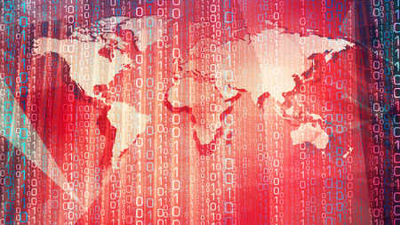 Cybersecurity computers, digital big data security