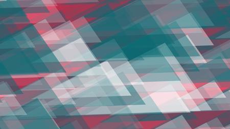 Triangles chaos random opacity vector triangular shapes Ilustração