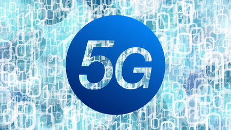 5G network security threats, digital science abstraction numbers