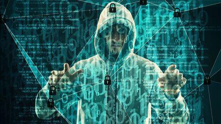 Cybersecurity target, digital warfare future