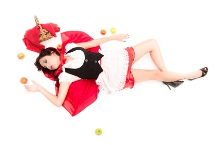 Dead Little Red Riding Hood photo