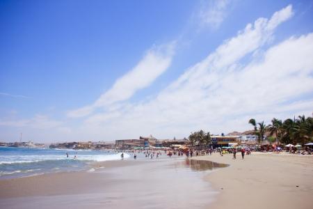 Mancora Beach, Peru photo