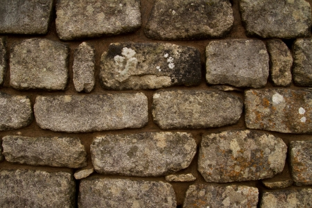 Background of stone wall texture Inca construction Stock Photo - 18057731