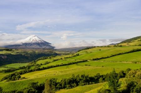 quito: Cotopaxi volcano, Ecuador