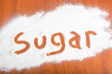 Sugar sign, Flour Artwor photo