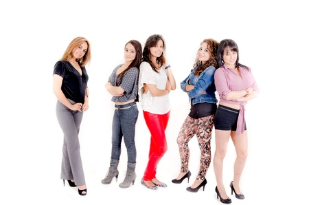 Group of businesswomen photo