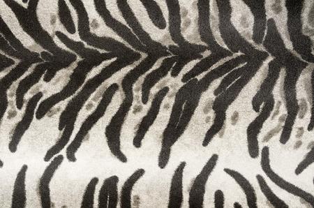 golden hair: animal skin, pattern