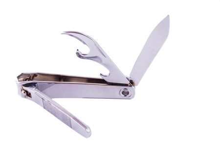 nail clipper: nail clipper