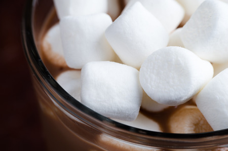 marshmallows cocoa photo