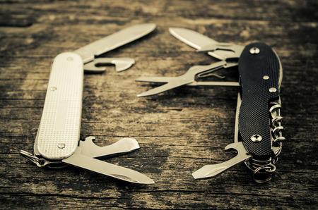 temperino: coltellino svizzero nella giungla