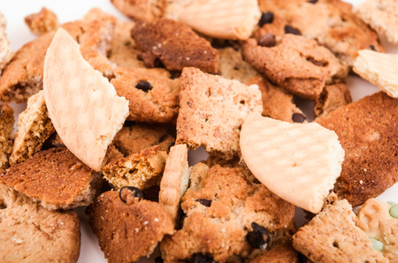 cikolatali: chocolate chip cookies
