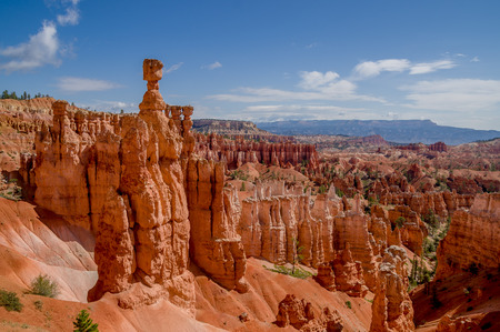 thor's: thors hammer in bryce canyon national park utah