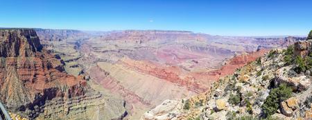 toroweap: beautiful grand canyon national park arizona panorama