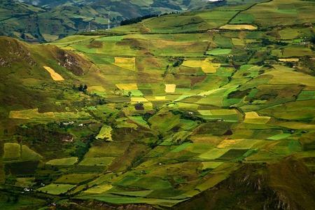 ar: Beautiful andean city of Cañar in Azogues Ecuador South America