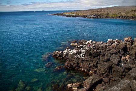 cristobal: Beautiful ocean landscape in San Cristobal Island, Galapagos, Ecuador